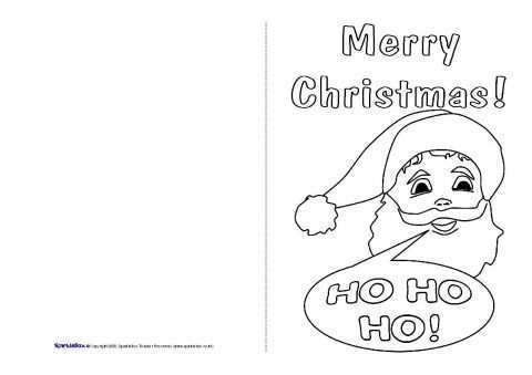 59 Free Printable Christmas Card Template Colour In in Photoshop for Christmas Card Template Colour In