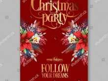 59 Printable Office Christmas Party Flyer Templates Formating for Office Christmas Party Flyer Templates
