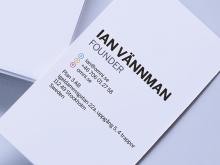 59 Standard Business Card Template 99Designs Maker for Business Card Template 99Designs