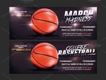 59 The Best Basketball Game Flyer Template Templates with Basketball Game Flyer Template