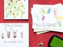 60 Adding Do It Yourself Christmas Card Templates Templates with Do It Yourself Christmas Card Templates