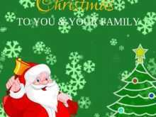 60 Best Christmas Card Video Template Photo for Christmas Card Video Template