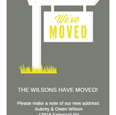 60 Best Free Printable Moving Announcement Card Template With Stunning Design by Free Printable Moving Announcement Card Template