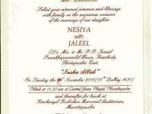 60 Blank Marriage Invitation Card Format Kerala Photo for Marriage Invitation Card Format Kerala