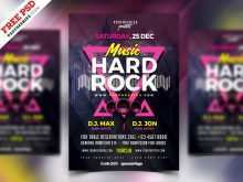 60 Create Concert Flyer Template Formating by Concert Flyer Template
