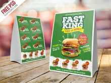 60 Creating Tent Card Template Psd Free With Stunning Design for Tent Card Template Psd Free