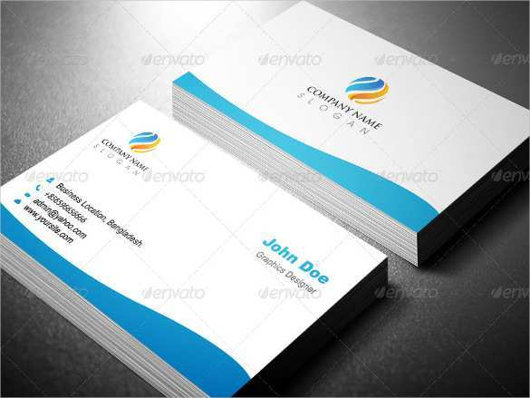 60 Creative Business Card Design Ai Template Free Download in Photoshop for Business Card Design Ai Template Free Download