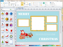 60 Creative Christmas Card Template Maker with Christmas Card Template Maker