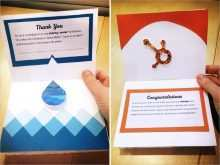 60 Customize Our Free 3D Thank You Card Template For Free with 3D Thank You Card Template