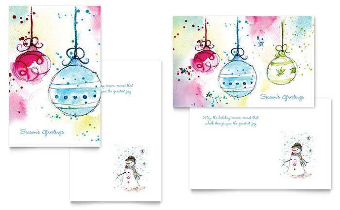 60 Customize Our Free Christmas Greeting Card Template Word Photo with Christmas Greeting Card Template Word