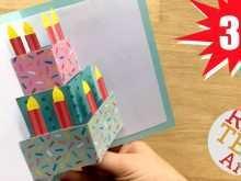 60 Free Printable Easy Pop Up Card Video Tutorial for Ms Word for Easy Pop Up Card Video Tutorial