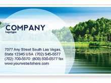 60 How To Create Word Business Card Template Landscape in Word by Word Business Card Template Landscape