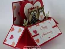 60 Report Owl Pop Up Card Template Layouts with Owl Pop Up Card Template