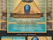 60 Standard Bowling Event Flyer Template Maker by Bowling Event Flyer Template