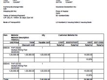 60 Standard Tax Invoice Format Under Gst Pdf Layouts for Tax Invoice Format Under Gst Pdf