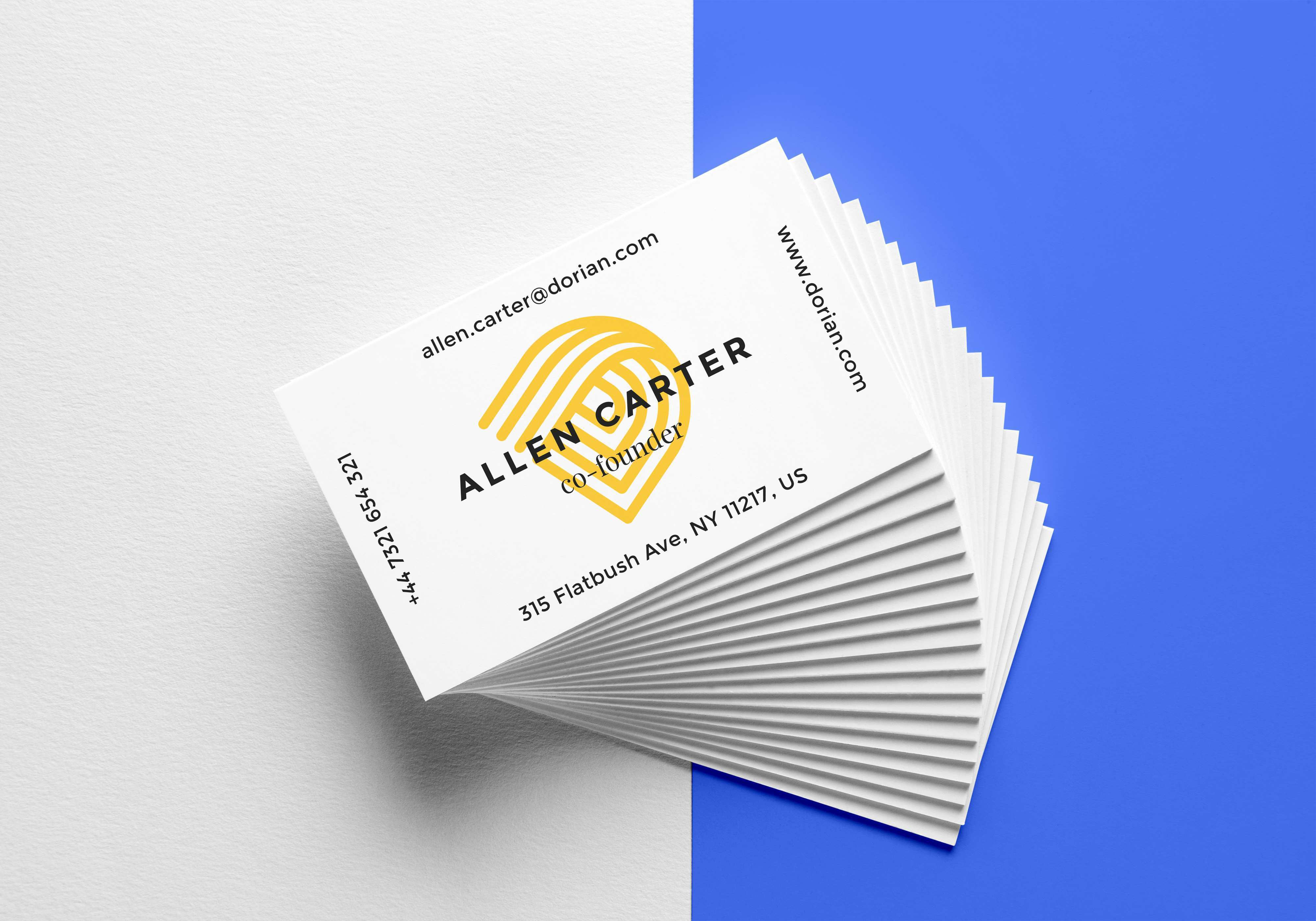 60 Visiting Business Card Mockup Template Illustrator Maker with Business Card Mockup Template Illustrator