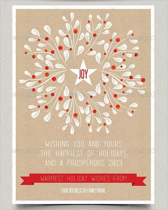 61 Best Christmas Card Templates On Word Formating for Christmas Card Templates On Word