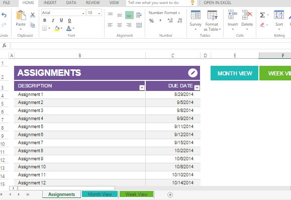 61 Best Class Schedule Template Powerpoint Maker by Class Schedule Template Powerpoint