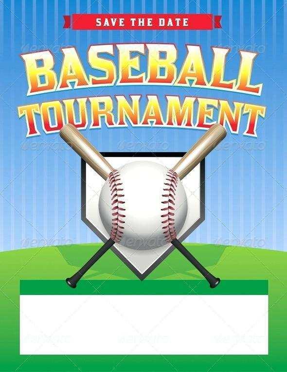 61 Create Baseball Fundraiser Flyer Template Download with Baseball Fundraiser Flyer Template
