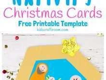 61 Create Christmas Card Nativity Templates PSD File with Christmas Card Nativity Templates