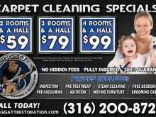 61 Creating Carpet Cleaning Flyer Template Photo for Carpet Cleaning Flyer Template