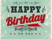 61 Creative Birthday Card Template Green PSD File for Birthday Card Template Green