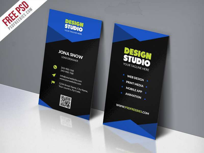 61 Customize Business Card Template Zip Templates for Business Card Template Zip