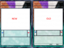 Card Template Yugioh