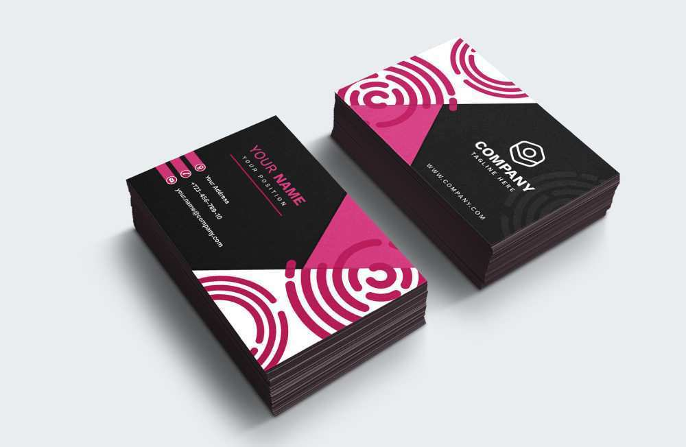 61 Customize Our Free Business Card Templates Ai Free PSD File for Business Card Templates Ai Free