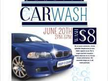 61 Format Car Wash Fundraiser Flyer Template Free PSD File with Car Wash Fundraiser Flyer Template Free