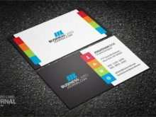 Free Printable Double Sided Business Card Template