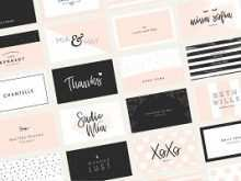 61 Free Name Card Templates Zambia in Word for Name Card Templates Zambia