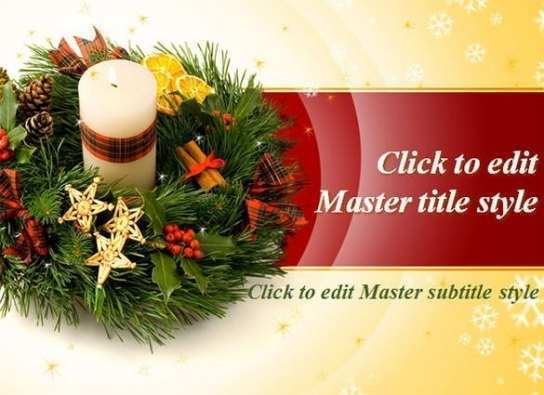 61 How To Create Christmas Card Templates Powerpoint With Stunning Design by Christmas Card Templates Powerpoint