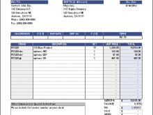 61 Invoice Template Excel Download with Invoice Template Excel
