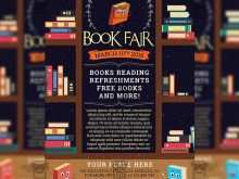 61 Online Book Fair Flyer Template Now with Book Fair Flyer Template