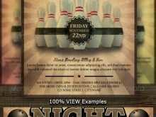 61 Online Bowling Event Flyer Template Photo by Bowling Event Flyer Template