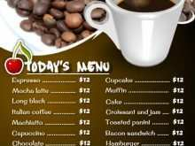 61 Online Cafe Flyer Template Download for Cafe Flyer Template