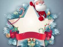 61 Online Christmas Card Template 3D Layouts by Christmas Card Template 3D