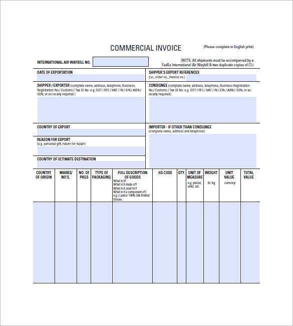 61 Standard Blank Rent Invoice Template in Photoshop with Blank Rent Invoice Template