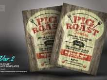 61 Standard Pig Roast Flyer Template Free Download by Pig Roast Flyer Template Free