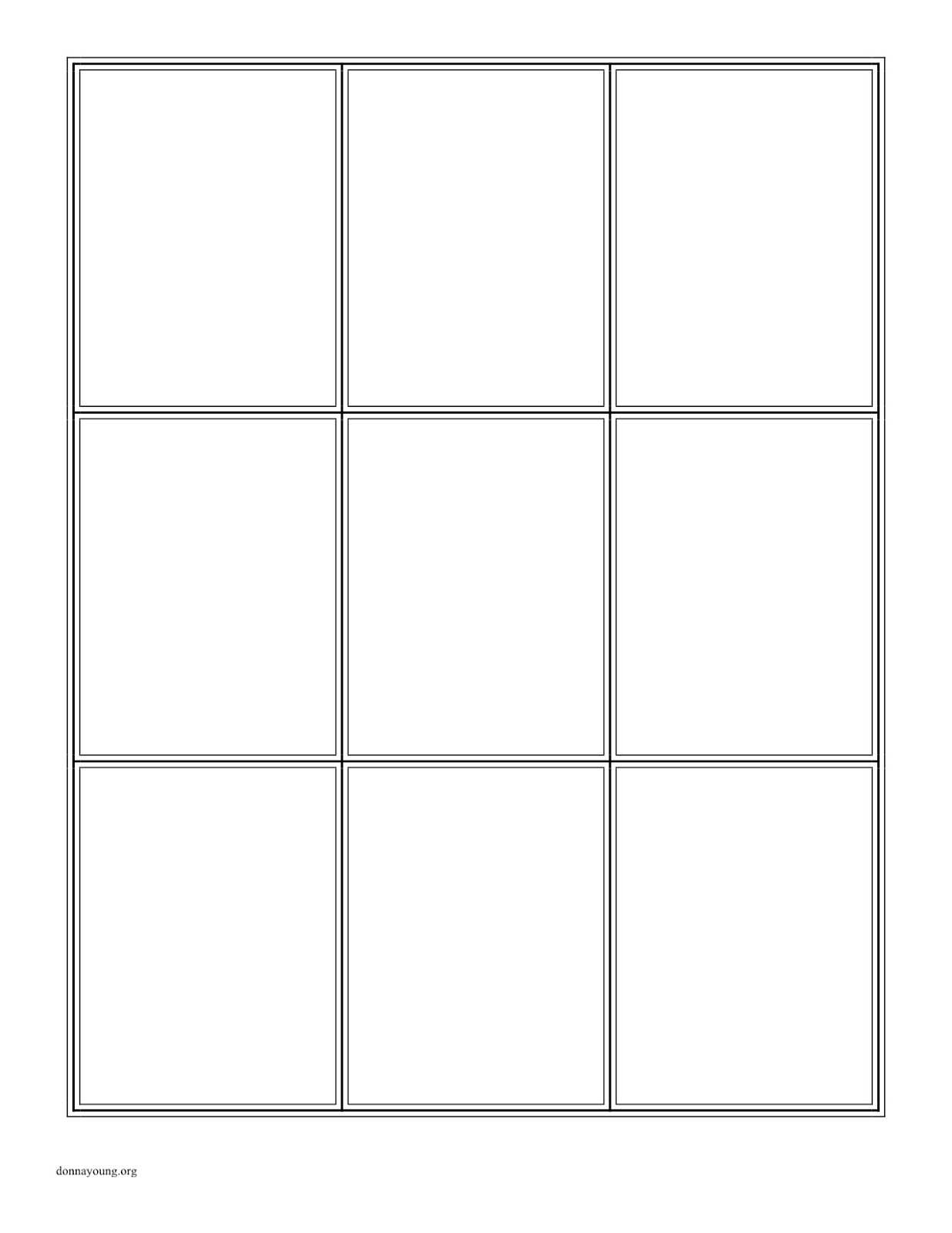 21 The Best Free Printable Game Card Template for Ms Word by Free Pertaining To Template For Game Cards