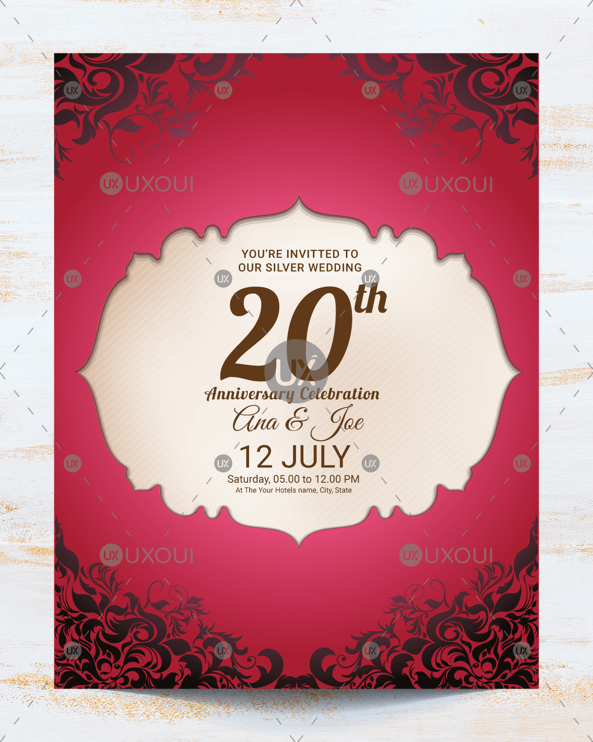 61 Visiting Invitation Card Designs Images For Free with Invitation Card Designs Images