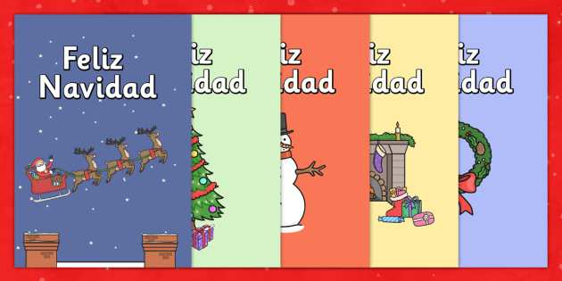 62 Adding Christmas Card Template Spanish For Free for Christmas Card Template Spanish