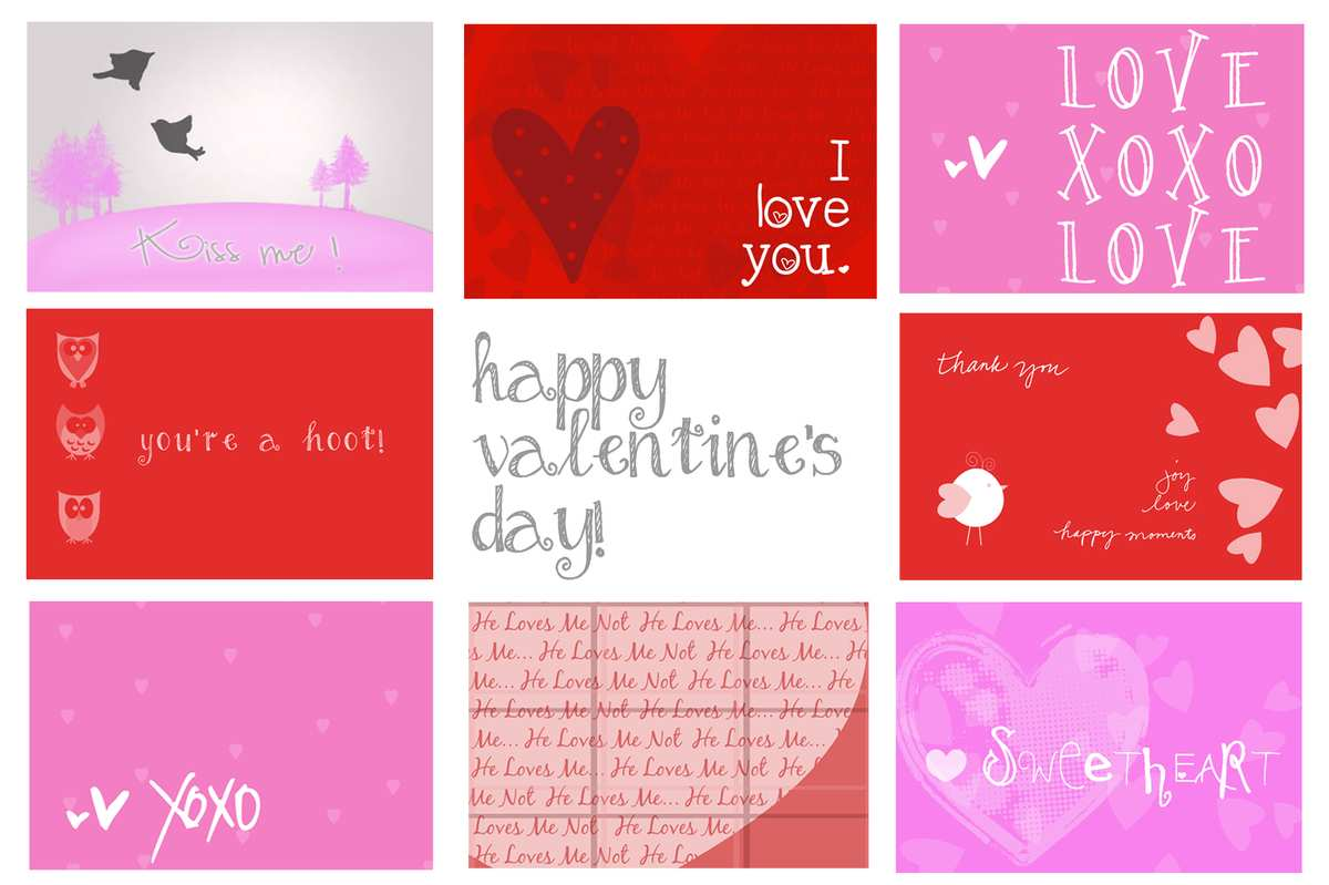62 Adding Valentine S Day Card Template Printable For Free by Valentine S Day Card Template Printable