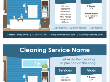 62 Best Cleaning Services Flyer Templates Download for Cleaning Services Flyer Templates