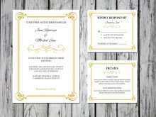62 Blank Simple Wedding Card Templates Formating for Simple Wedding Card Templates