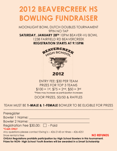 62 Create Bowling Fundraiser Flyer Template in Photoshop by Bowling Fundraiser Flyer Template