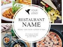 Restaurant Flyer Templates Free