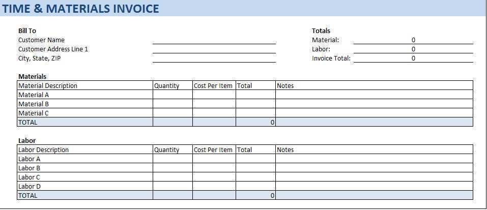 62 Creating Construction Management Invoice Template in Word with Construction Management Invoice Template