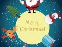 62 Customize Our Free Christmas Card Template For Email Templates for Christmas Card Template For Email